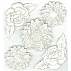 Stickers Ivory Flower
