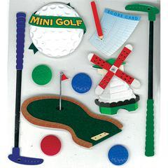 Sticker Mini Golf