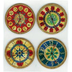 Stickers Vintage Clocks