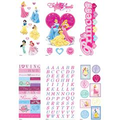 EK Success Disney© Value Sticker Set Princesses