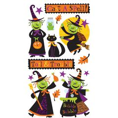 Sticko Classic Stickers Cast A Spell