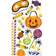 Classic Stickers Halloween Sweets