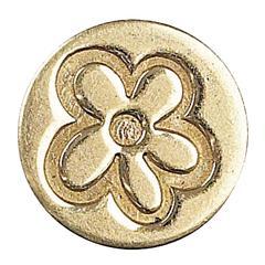 Decorative Wax Sealing Coin Flower