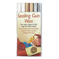 Manuscript Sealing Gun Wax Pearl Gold Silver