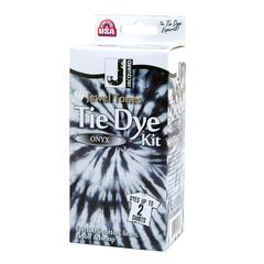Jewel Tones Tie Dye Kit Onyx