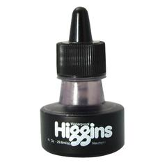 Higgins Waterproof Color Drawing Ink Neutral Gray