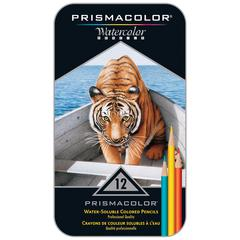 Premier Watercolor Pencil 12-Color Set