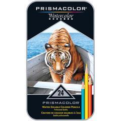 Premier Watercolor Pencil 24-Color Set