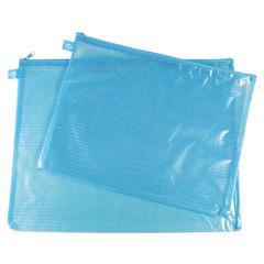 """Blue Mesh Bag 12"""" x 16"""""""