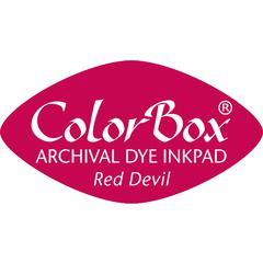 ColorBox Cat's Eye Ink Pad Red Devil