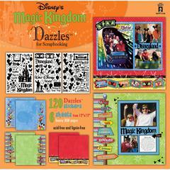 Magic Kingdom Stickers