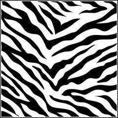 "The Crafter's Workshop 12"" x 12"" Design Template Zebra Print"