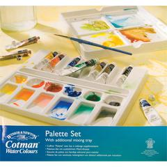 Watercolor Palette 10-Color Set