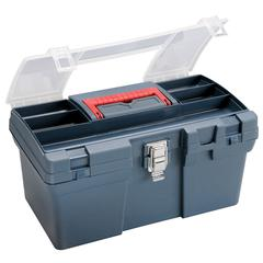 Heritage Medium Art Blue Tool Box