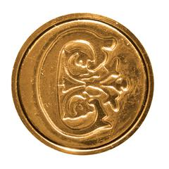 Initial Ceramic Mini Seal C