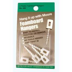 Moore Plastic Hanger