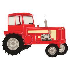 Jolee's Boutique Non-Adhesive Embellishment Tractor