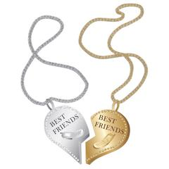 Jolee's Boutique Non-Adhesive Embellishment Best Friends Forever