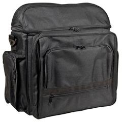 Heritage Traveler Artist Backpack Black