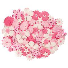 Blue Hills Studio Irene's Garden Jar O'Blooms Pinks