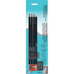 Primo Euro Blend Charcoal Pencil Set