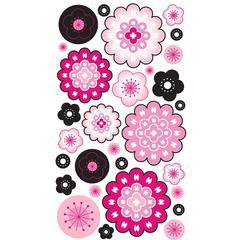 Sticko Classic Sticker Vellum/Glitter Kyoto Blossoms