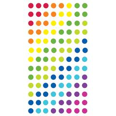 Stickers Bright Dots