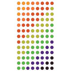 Stickers Halloween Dots