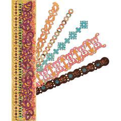 """Foil & Cardstock Adhesive 12"""" Borders"""
