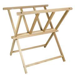 Wooden Print Rack