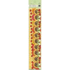 "Cottage Garden Adhesive Warm 12"" Borders"