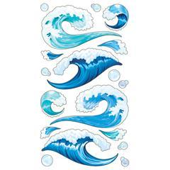 Classic Sticker Tsunami