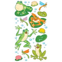 Sticko Classic Stickers Froggy