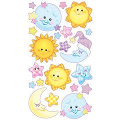 Classic Stickers Twinkle Twinkle