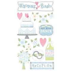 Sticko Classic Stickers Wedding Bash