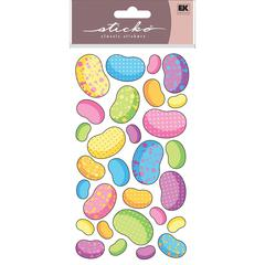 Classic Stickers Jelly Beans