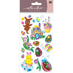 Classic Stickers Easter Bunny