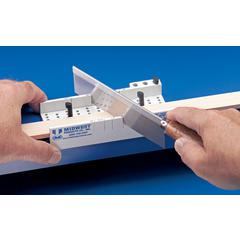 Midwest Easy Miter Box with Saw