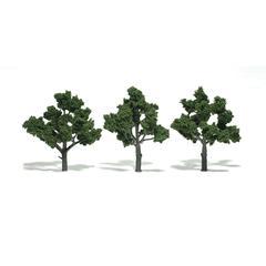 "4""-5"" Ready Made Tree Value Pack Medium Green"
