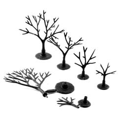 "Woodland Scenics 3/4""-2"" Flexible Tree Armatures"