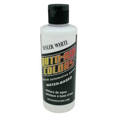 Auto-Air Colors Sealer White 4oz
