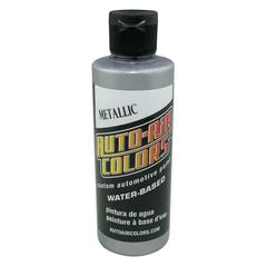 Airbrush Paint 4oz Metallic Silver