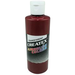 Createx Airbrush Paint 4oz Deep Red