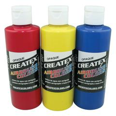 Airbrush Paint 4oz Opaque Yellow