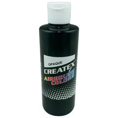 Airbrush Paint 4oz Opaque Black