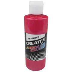 Createx Airbrush Paint 2oz Pearlescent Red