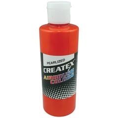 Airbrush Paint 2oz Pearlescent Tangerine