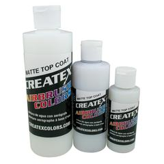 Airbrush Top Coat Matte 4oz