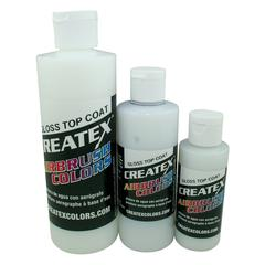 Createx Airbrush Top Coat Gloss 8oz