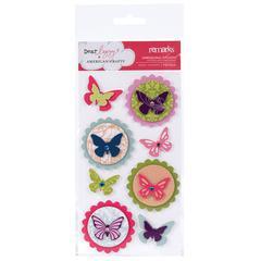 Dimensional Stickers Jewel Piccolo